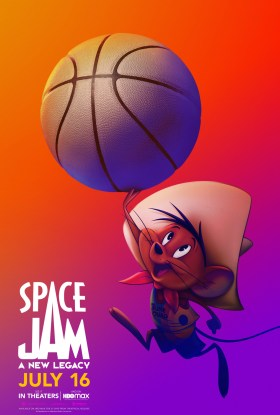 Space Jam 2 Character Poster - Speedy Gonzales (voiced by Gabriel Iglesias)