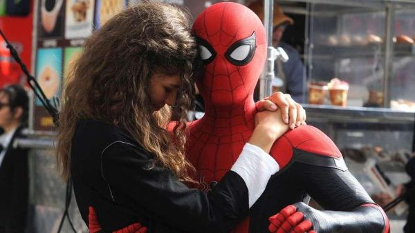 Spider Man Far From Home 2019