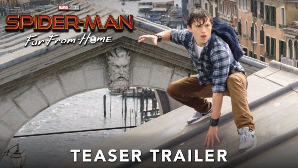 Spider Man Far From Home Movie 2019t