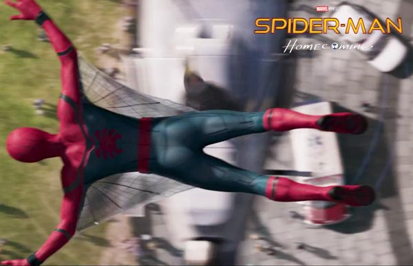 Spider Man Homecoming Film 2017