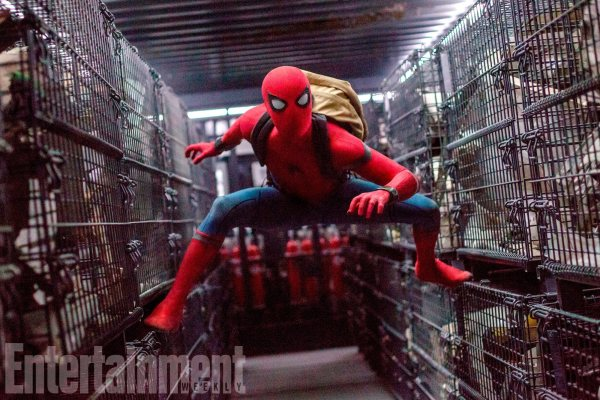 Tom Holland - Spider-Man Homecoming
