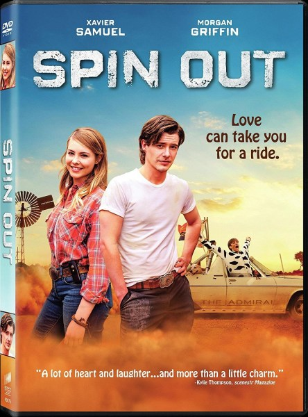 Spin Out Movie DVD Cover