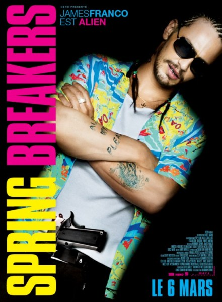 Spring Breakers Character Poster (3)