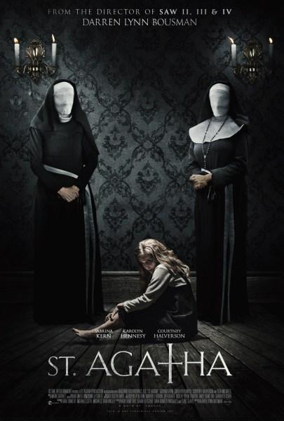 St Agatha Movie New Poster