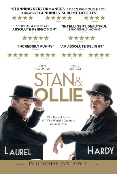 Stan And Ollie New Film Poster