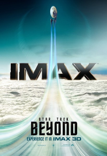 Star Trek Beyond Imax Poster