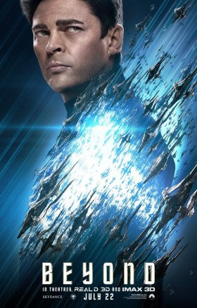 Star Trek Beyond - Karl Urban as Bones
