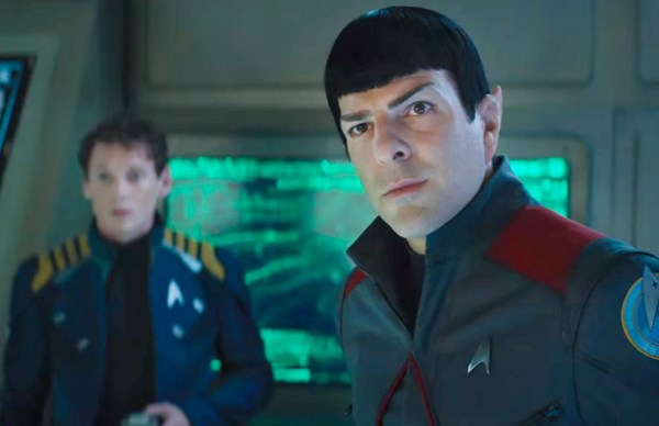 Star Trek Beyond Movie - Spock