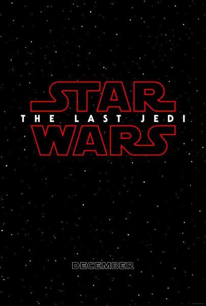 Star Wars The Last Jedi Movie - Star Wars 8
