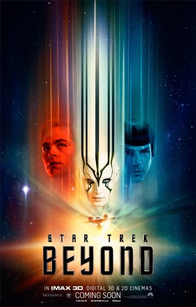 Star Trek Beyond aka Star Trek 3 - 2016 Movie