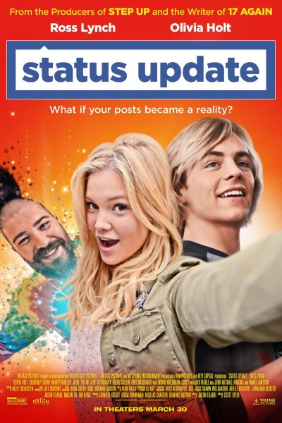 Status Update New Movie Poster