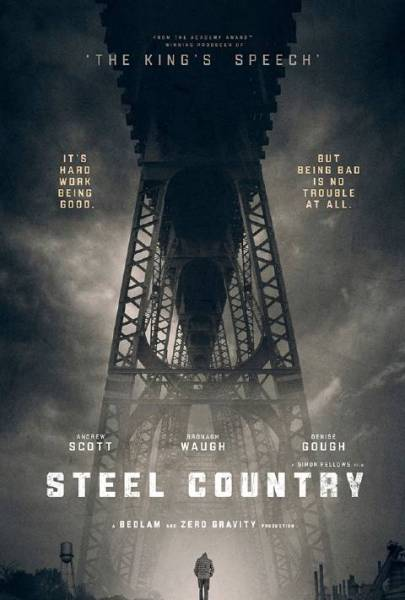 Steel Country Movie Poster