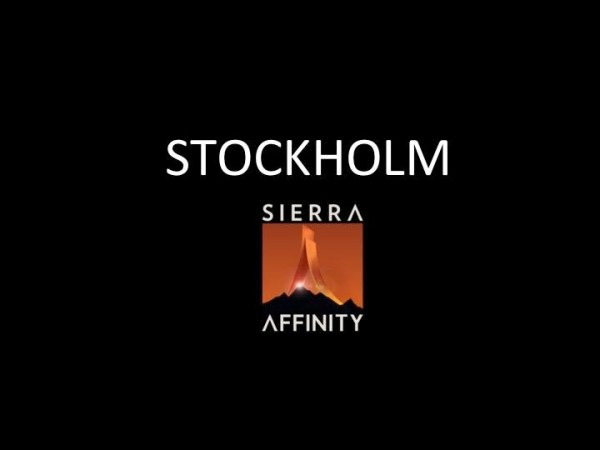 Stockholm Movie