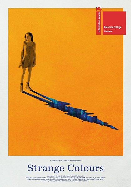 Strange Colours Movie Poster