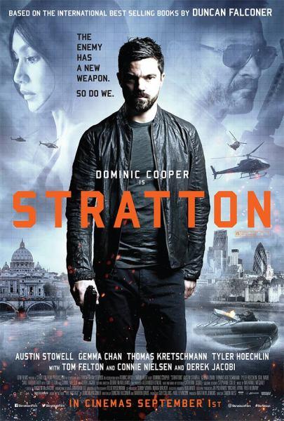Stratton New Movie Poster