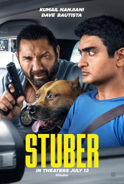 Stuber Film Poster