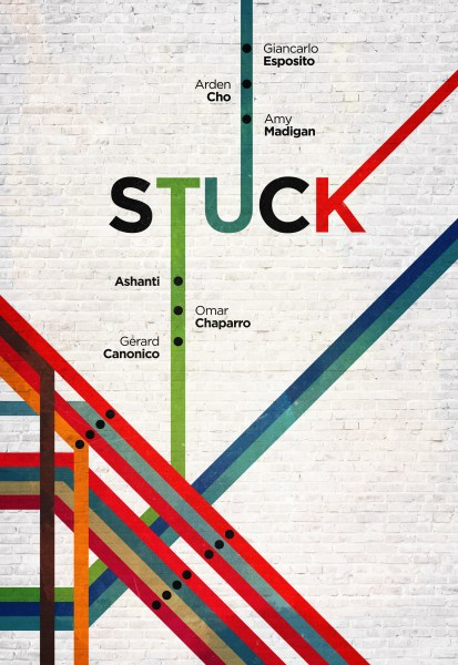 Stuck New Film Poster
