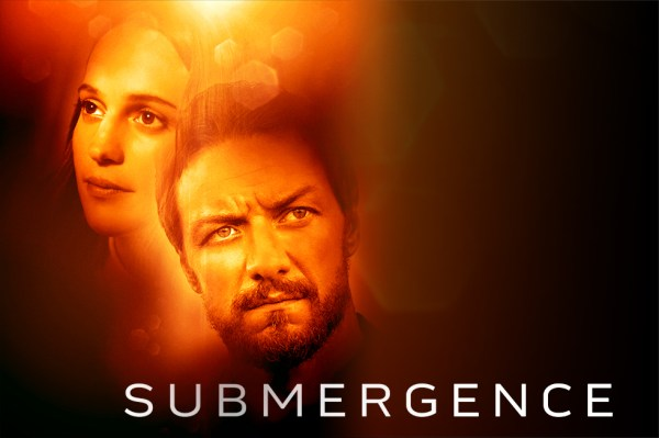 Submergence - Alicia Vikander And James McAvoy
