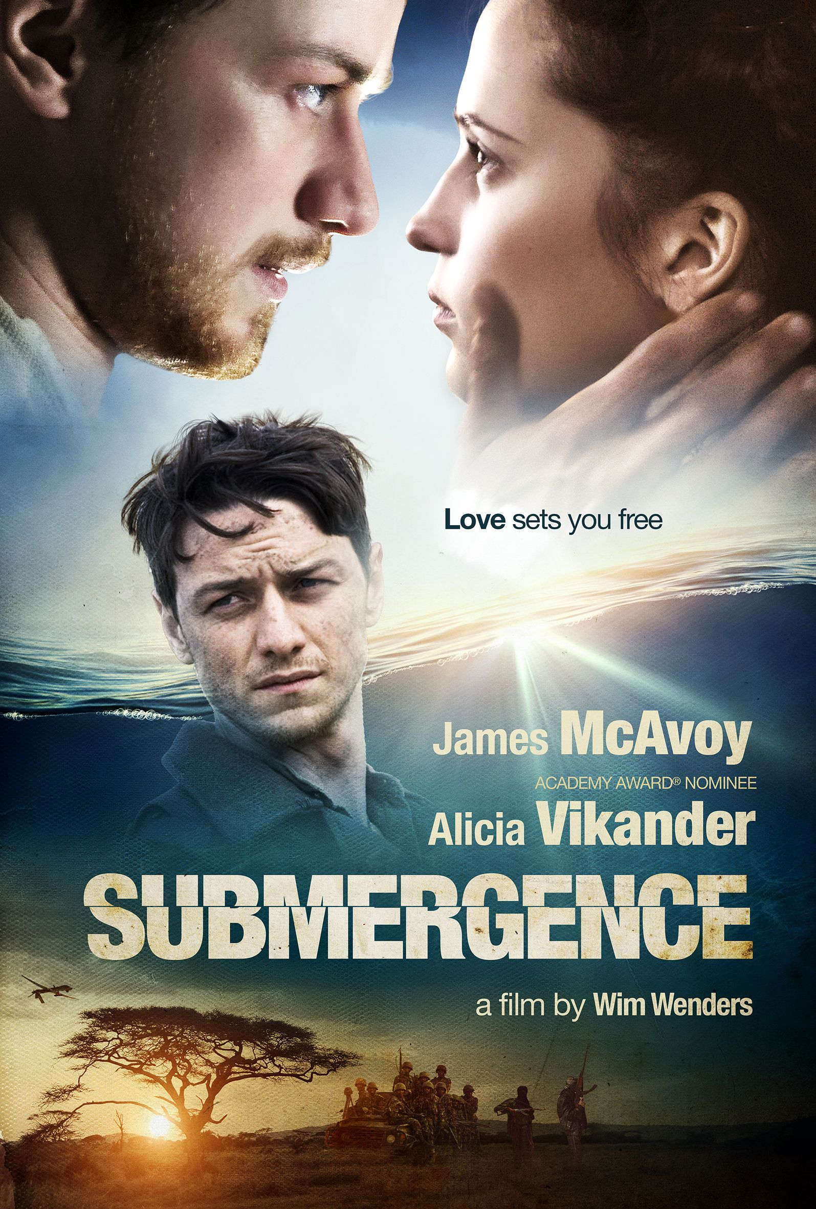 Image result for submergence poster