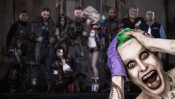 Suicide Squad - Task Force X and the Joker