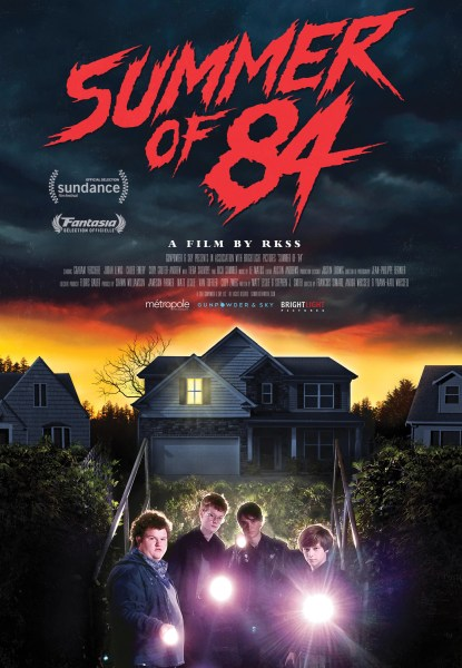 Summer Of 84 New Film Poster