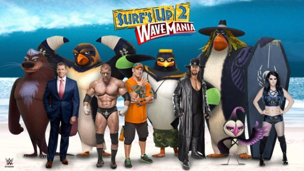 Surf's Up 2 Wavemania Movie
