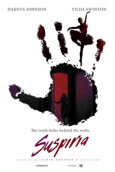 Suspiria Movie Teaser Poster