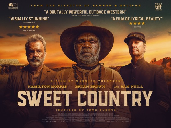 Sweet Country Banner