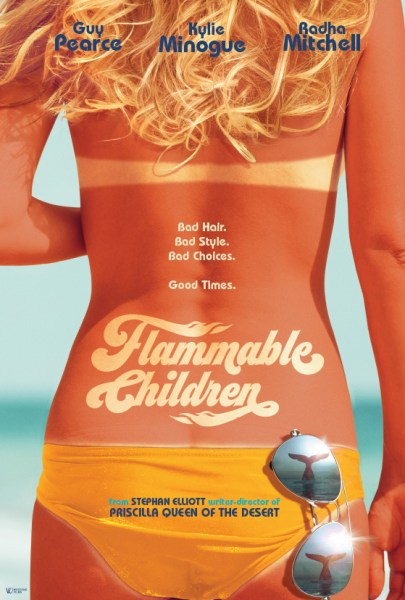 Swinging Safari - Flammable Children