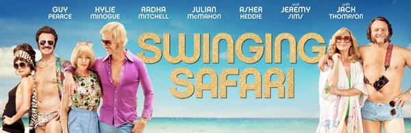 Swinging Safari Movie
