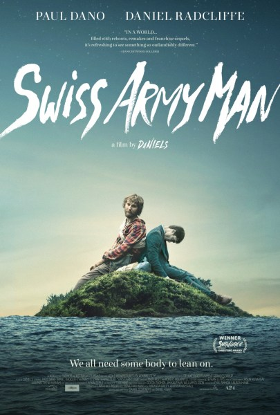 Swiss Army Man Movie Posterg