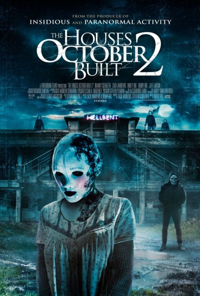 THE HOUSES OCTOBER BUILT 2 Movie Poster
