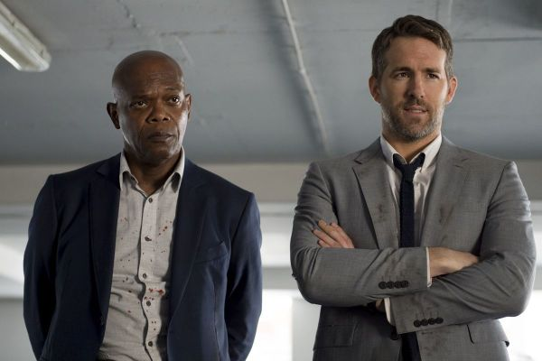 THe Hitman's Bodyguard Film