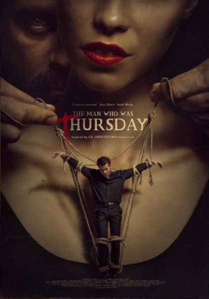 The Man Who Was Thursday Movie Poster
