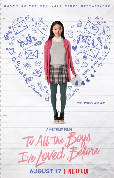 TO ALL THE BOYS Film Poster