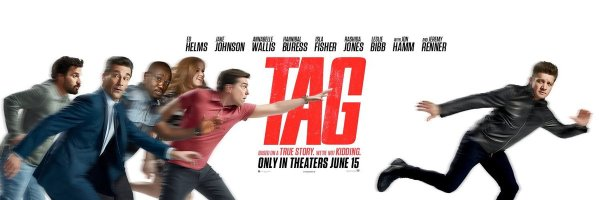 Tag New Banner Poster