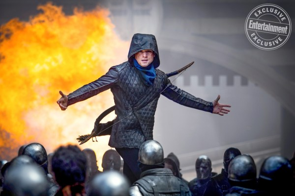 Taron Egerton - Robin Hood (2018)