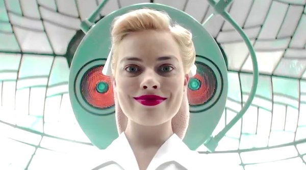Terminal Movie Margot Robbie