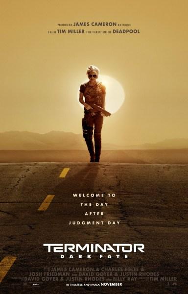 Terminator 6 Dark Fate Movie Poster