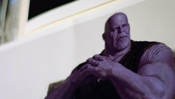 Thanos - Avengers 3
