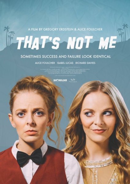 That's Not Me Movie Poster
