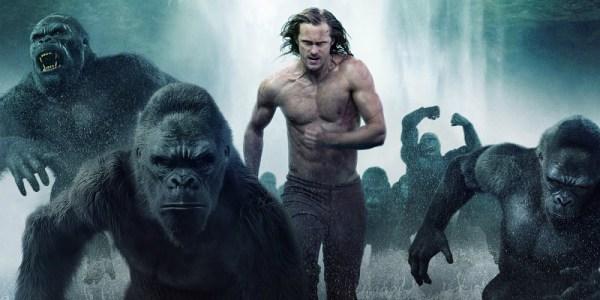 Thbe Legend of Tarzan - Alexander Skarsgard
