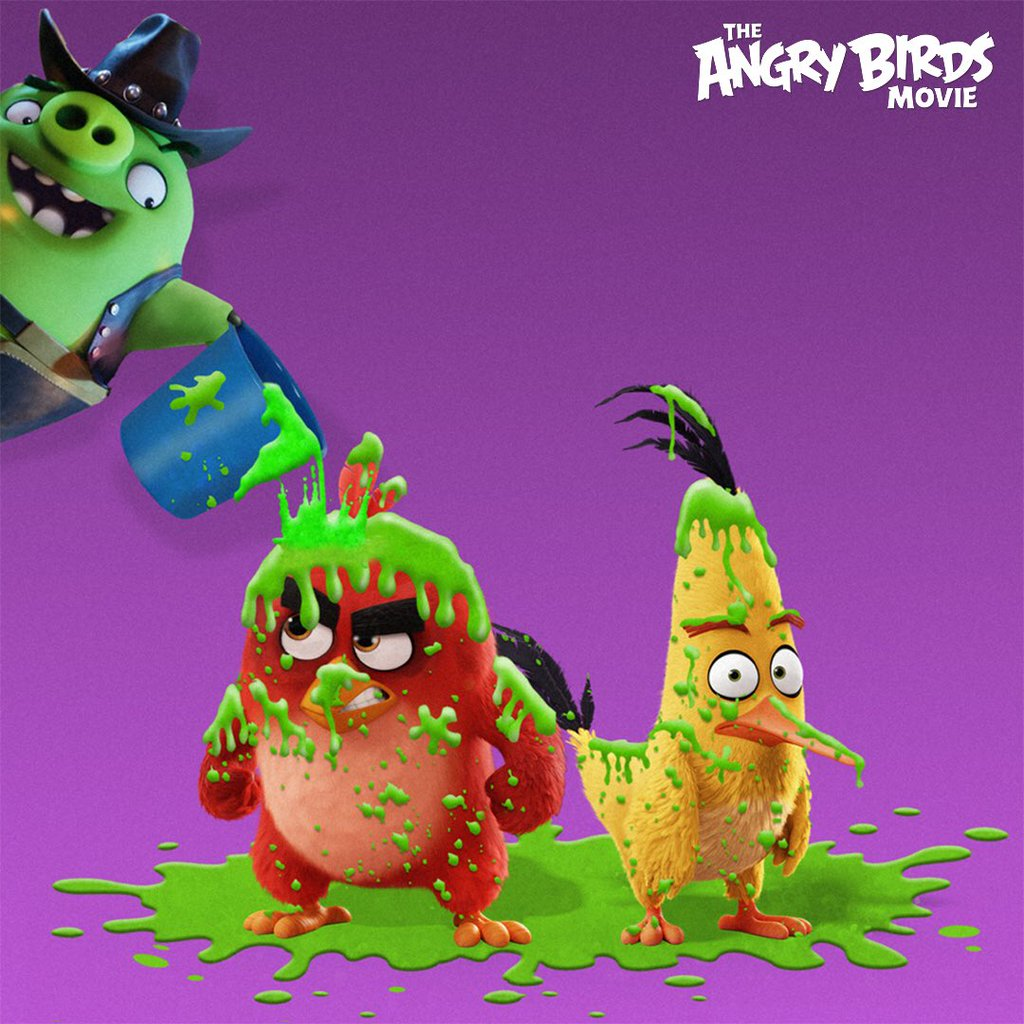 Angry Birds | Teaser Trailer