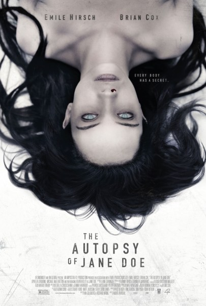 The Autopsy Of Jane Doe New Poster