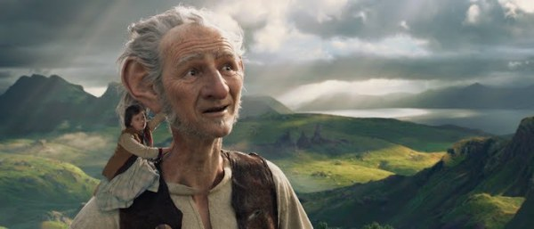 The BFG July 2016 movie