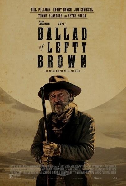 The Ballad Of Lefty Brown New Film Poster