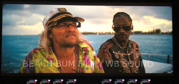 The Beach Bum - Matthew McConaughey And Snoop Dog