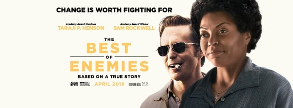 The Best Of Enemies Movie