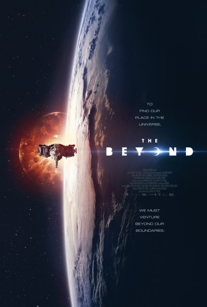 The Beyond Movie Poster