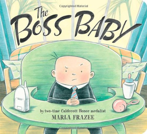 The Boss Baby - Marla Frazee